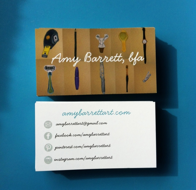 Amy Barrett Art Business