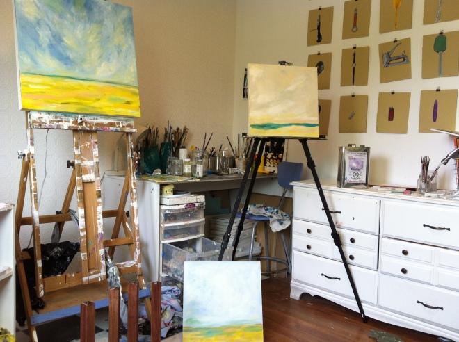 Amy Barrett Art  Landscapes