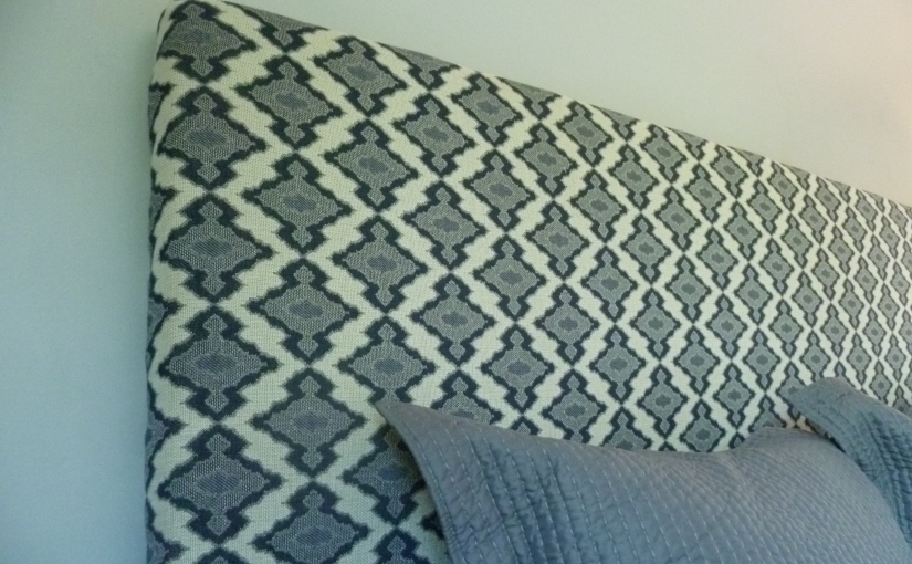do-it-yourself headboard