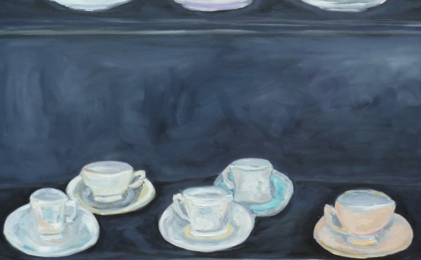 Teacup Painting.