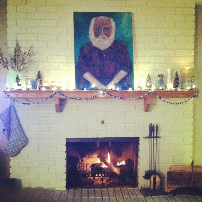 The Real Santa.