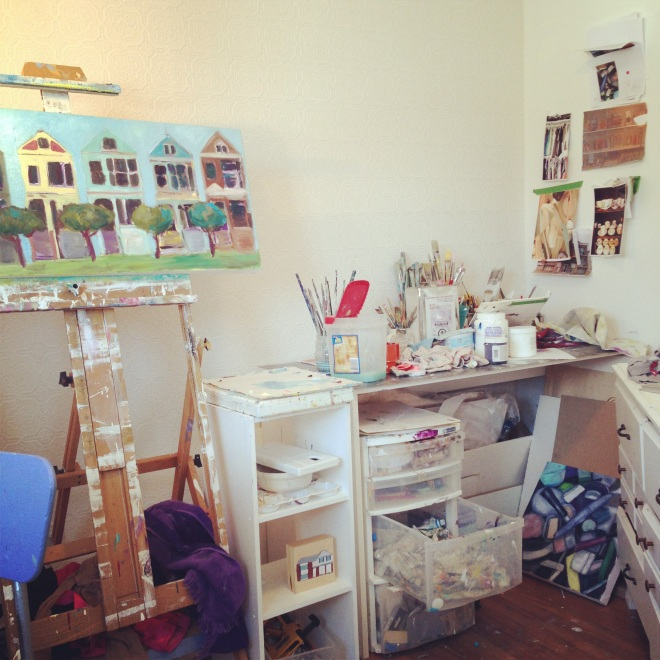 Amy Barrett Art Studio
